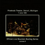 Buy Official Live Mountain Bootleg Series Vol. 8: Live At The Pineknob Theater 1985
