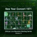 Buy Official Live Mountain Bootleg Series Vol. 14: New Year Concert 1971 CD1
