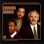 Purchase Mike Ledonne Trio Common Ground
