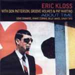 Purchase Eric Kloss About Time
