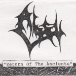 Buy Return Of The Ancients (Tape)