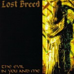 Purchase Lost Breed The Evil In You And Me