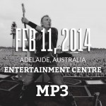 Buy Live At Adelaide, 02-11-2014 (With The E Street Band) CD3