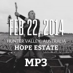 Buy Live At Hunter Valley, 02-22-2014 (With The E Street Band) CD1