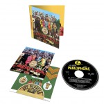 Purchase The Beatles Sgt. Pepper's Lonely Hearts Club Band (50Th Anniversary Super Deluxe Edition) CD1