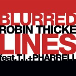 Purchase Robin Thicke Blurred Lines (CDS)