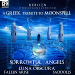 Buy Reborn: A Tribute To Moonspell (EP)