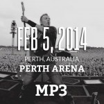 Buy Live At Perth Arena, 2014-02-05 (With The E Street Band) CD3