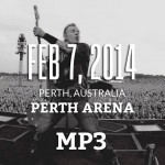 Buy Live At Perth Arena, 2014-02-07 (With The E Street Band) CD1