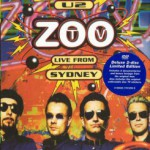Buy ZOO TV Tour From Sydney CD2