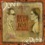Buy Don't Explain (With Beth Hart) (CDS)