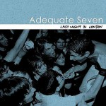 Purchase Adequate Seven Last Night In London