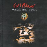 Purchase Carl Palmer Working Live Vol. 1