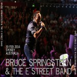 Buy Live At Sydney, 02-19-2014 (With The E Street Band) CD1