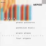 Buy Phase Patterns / Pendulum Music / Piano Phase / Four Organs