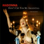 Buy Don't Cry For Me Argentina (CDS)
