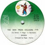 Buy The Man From Colours (VLS)