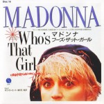 Buy Who's That Girl (CDS)