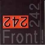 Purchase Front 242 Front By Front