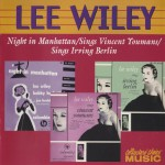 Buy Night In Manhattan, Sings Vincent Youmans & Sings Irving Berlin
