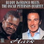 Buy Buddy Defranco Meets The Oscar Peterson Quartet: Hark