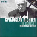 Buy Historic Russian Archives: Sviatoslav Richter In Concert CD1
