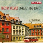 Buy Bacewicz - Complete String Quartets CD2