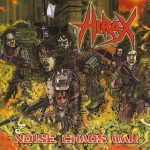 Purchase Hirax Noise Chaos War