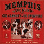 Buy Memphis Jug Band With Cannon's Jug Stompers CD2