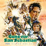 Buy Guns For San Sebastian OST (Reissued 2006)
