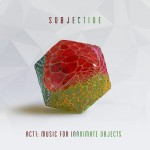 Buy Act One Music For Inanimate Objects