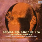 Buy Before The Birth Of Yes - Pre-Yes Tracks 1963-1970 CD1