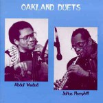 Buy Oakland Duets (With Abdul Wadud)