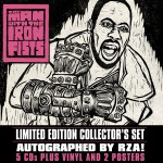 Buy The Man With The Iron Fists: Iron Fist Chronicles 1 (Deluxe Ultra Pak) CD3
