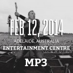 Buy Live In Adelaide, 12-02-2014 (With The E Street Band) CD3