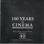 Buy 100 Years Of Cinema CD1