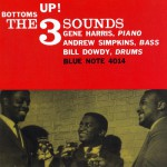 Purchase Three Sounds Bottoms Up! (Vinyl)