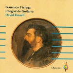 Buy Francisco Tarrega: Integral De Guitarra CD1