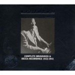 Buy Complete Brunswick & Decca Recordings 1932-1941 CD2