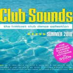 Buy Club Sounds - Summer 2016 CD3