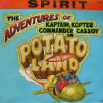 Buy The Adventures Of Kaptain Kopter And Commander Cassidy In Potatoland