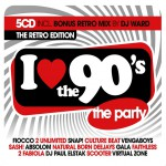 Buy I Love The 90's: The Retro Edition CD4