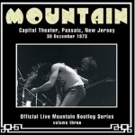 Buy Official Live Mountain Bootleg Series Vol. 3: Capitol Theatre, Passaic, New Jersey, 1973