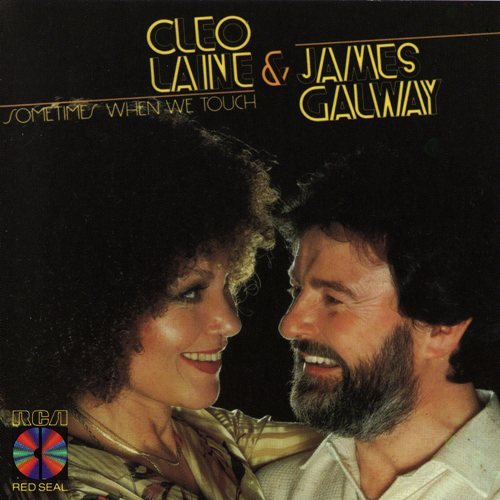 Cleo Lain & James Galway - Sometimes When We Touch