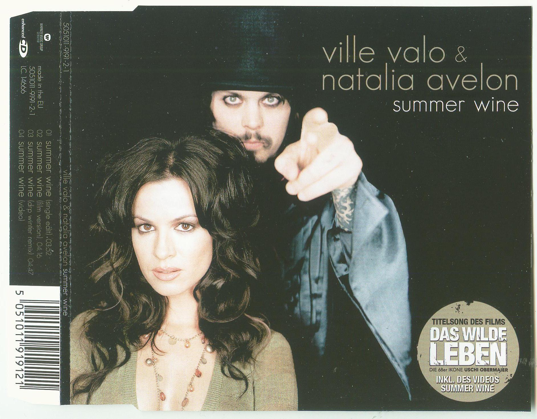 Ville valo feat. Natalia avelon summer wine (george royal.
