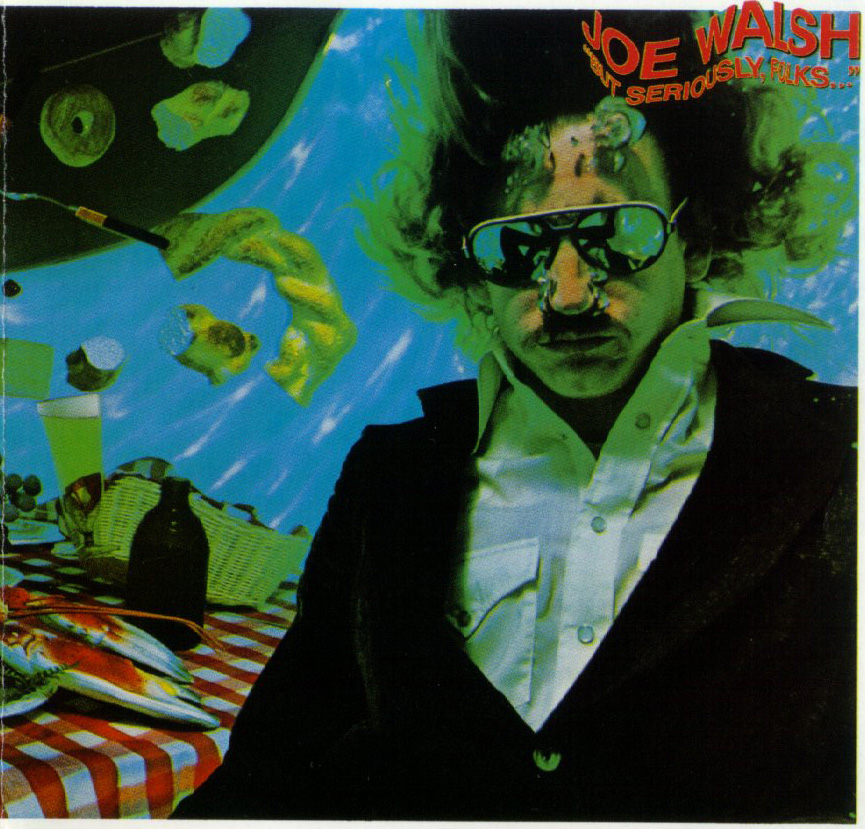 But Seriously, Folks (Vinyl) 1978 Rock - Joe Walsh - Download Rock