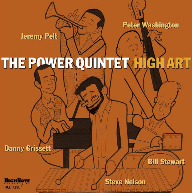The Power Quintet - High Art