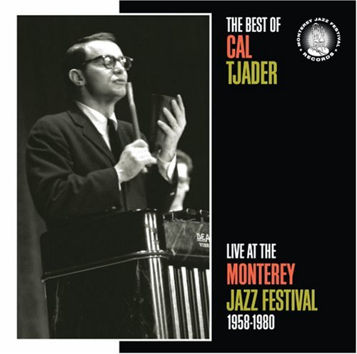 Cal Tjader - Live At Monetery Jazz Festival