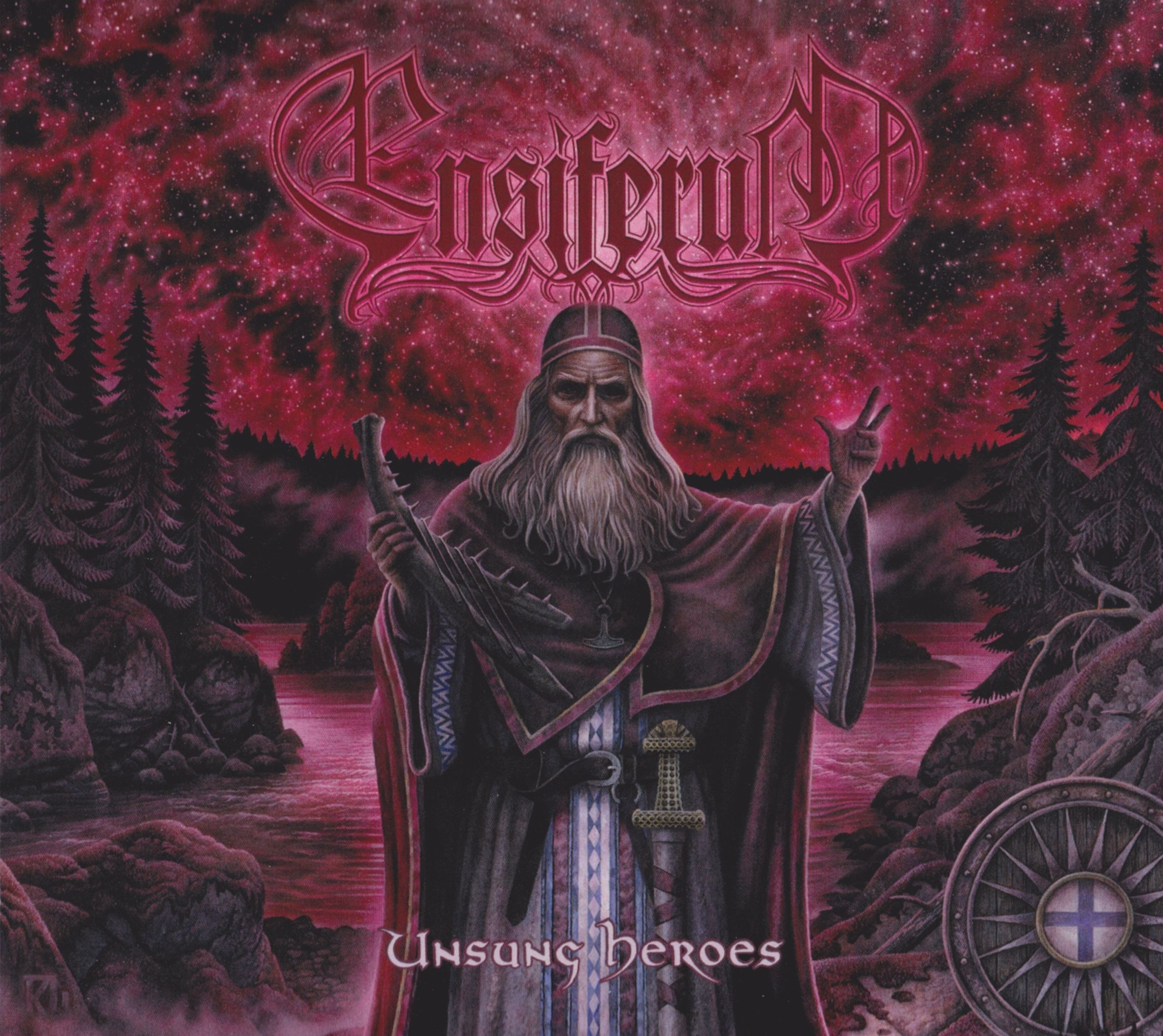 ensiferum discography 320