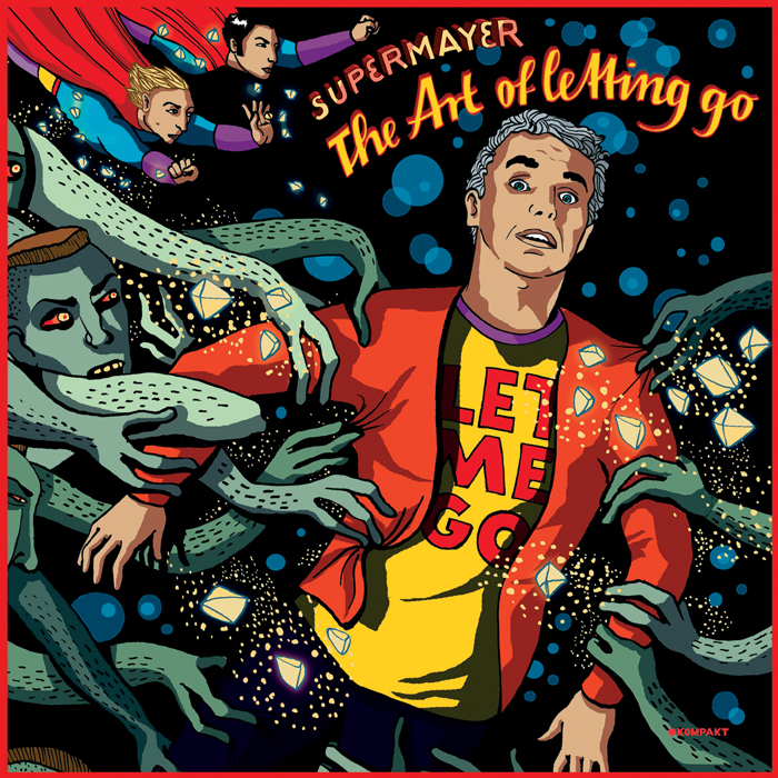 SuperMayer The Art Of Letting Go